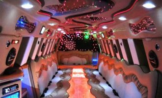 14 Person Escalade Limo Services Fort Myers