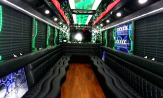 20 Person Party Bus 1 Fort Myers