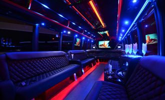 40 Person Party Bus Rental Fort Myers