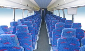50 Person Charter Bus Rental Fort Myers