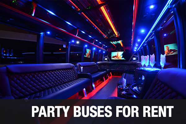 Party Buses For Rent Fort Myers