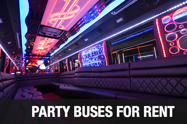 Party Bus Fort Myers